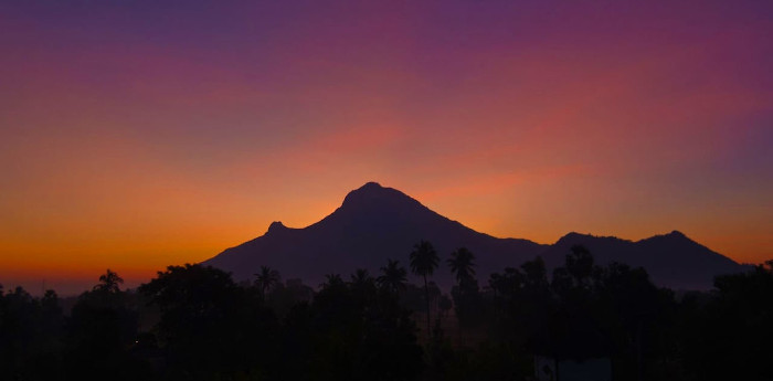 Arunachala Night