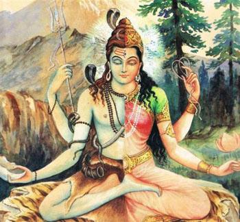 Shiva y Shakty